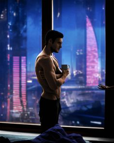 Let's live, Kaidan...  by ~SubetaK... I love this for so many reasons, most definitely including Kaidan's husband's bulge.