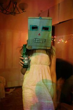 i'm a drunk robot | via Facebook