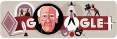 anniversary of the birth of Konstantin Stanislavski Google Doodles, Theatre Practitioners, Birthday Dates, Cool Pins, Art Logo, Mickey Mouse, Banner, Animation, This Or That Questions