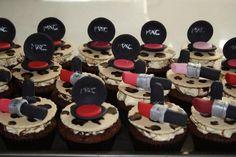 M.A.C cupcakes