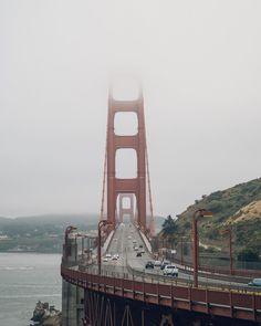 Golden Gate Bridge, San Francisco @joshuebgutierrez