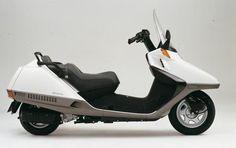 Honda Helix/ Fusion/ Spazio /CN250