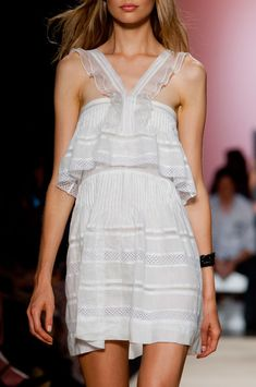 Perfection. Isabel Marant Spring 2014 - Details