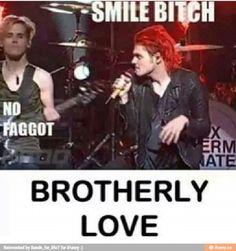 Brotherly love <3