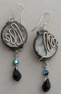 Coffee Pot People: MORE SHANK BUTTON JEWELRY DESIGNS