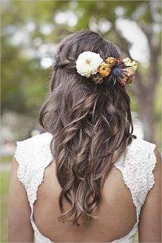La novia hipster: Claves para elegir el peinado perfecto para tu boda