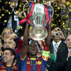 Once a fighter, always a survior. Eric Abidal.