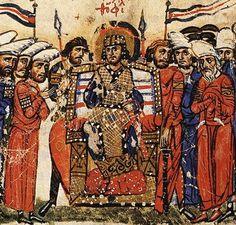 Феофил (Ромейский Василевс 829-842)