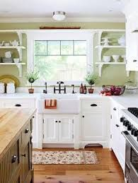 Country Kitchen Decorating Today's Country Kitchen Decorating- How to Get It, Inspiration!Today's Country Kitchen Decorating- How to Get It, Inspiration! Kitchen Redo, Kitchen And Bath, New Kitchen, Kitchen Dining, Kitchen Cabinets, Kitchen Ideas, White Cabinets, Kitchen Colors, Inset Cabinets