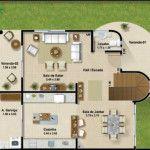 Planos de Casas Modernas Gratis | fachadas de casas