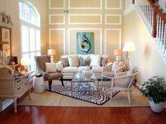 ▷ Wohnraumgestaltung in verschiedenen Stilen - das geht auch!