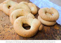 Ciambelline all'anice biscotti facili e veloci