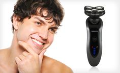 $29 for a Ragalta Turbo Penta Flex Wet/Dry Shaver ($59.99 List Price). Free Shipping and Free Returns. - Groupon