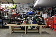 motorcycle work bench - Pesquisa Google