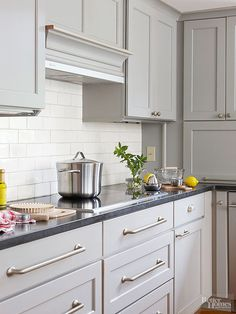 Beautiful Kitchen Cabinet Paint Colors (That Aren't White) – Welsh Design Studio