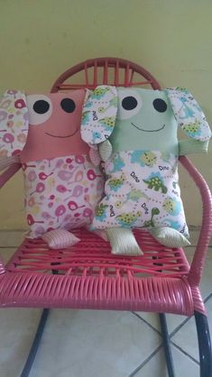 Diy Rag Dolls, Sewing Dolls, Diy Doll, Easy Sewing Projects, Sewing Hacks, Sewing Crafts, Boo And Buddy, Fabric Toys, Kids Pillows