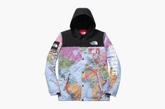 Supreme x The North Face – Collection s/s 2014