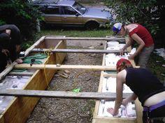 Homemade Pontoon Boat Plans - Bing images