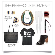 Meet the Utopia Necklace - the perfect year round statement piece! www.stelladot.com/erica16