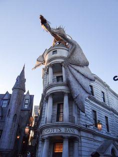 Como são as áreas do Harry Potter na Universal Orlando | Malas e Panelas | #universalorlando #harrypotter #malasepanelas #orlando