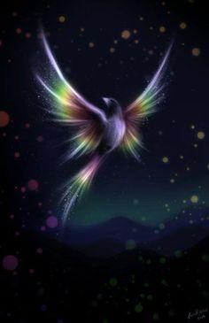 My spirit animal (totem) is a dove.
