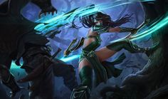 Akali Tips for League of legends so hot