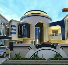 mai vishal gaud mera sapna hai ki mai date House Plans Mansion, Dream House Plans, Modern House Plans, Bungalow House Design, Modern House Design, Front Wall Design, Luxury Homes Dream Houses, Modern Mansion, Dream House Exterior