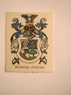 Playing Cards, Ebay, Fraternity, Crests, Leipzig, Playing Card Games, Game Cards, Playing Card