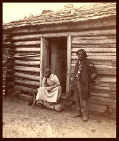 SLAVES, EX-SLAVES, and CHILDREN OF SLAVES IN THE AMERICAN SOUTH, 1860 -1900 (9) by Okinawa Soba, via Flickr