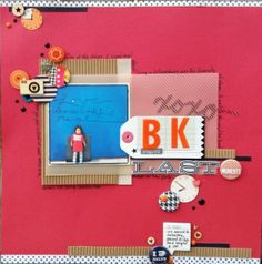 Scrapbooking Ideas Inspired by Emily Pitts' Layouts | Michelle Hernandez | Get It Scrapped