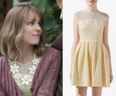 I want this dress and necklace and sweater so bad! I LOVE them so much. Partly cause I love Mary. <3