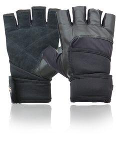 • CODE : GG-921  •  GG-922  •   • Nivia Pro Wrap Gym Gloves