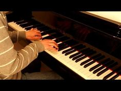 """Passenger - """"Let Her Go"""" played on piano"""