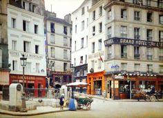 Rue de l'Ecole Polytechnique: Rue de la Montagne Ste Geneviève, Paris