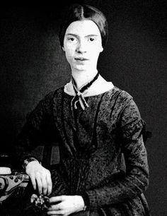 Emily Dickinson, who revolutionised Victorian poetry and inspired successive generations of female authors such as Jean Rhys