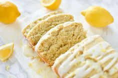 Vegan Lemon Poppy Seed Cake | I Can You Can Vegan The BEST Lemon Poppy Seed Cake! Lemon Icing, Poppy Seed Cake, Lemon Cupcakes, Loaf Cake, Glass Baking Dish, Unsweetened Almond Milk, Vegan Butter, Serving Dishes, Healthy Desserts