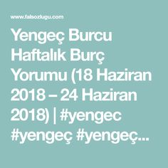 Yengeç Burcu Haftalık Burç Yorumu (18 Haziran 2018 – 24 Haziran 2018) | #yengec #yengeç #yengeçburcu #haftalıkyengeçburcu #pazar #haftalık #burç #aşk #para #sağlık #kariyer
