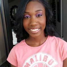 How could I miss posting this gorgeous face!   #grade8grad #whitbymakeupartist #isntshelovely #themakeuproom #makeupartist #airbrushmakeup #durhamregion