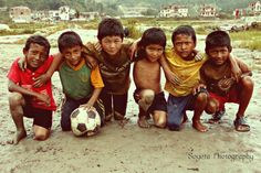 football brings people together.