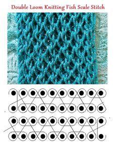 punti telaio knitting loom - Cerca con Google