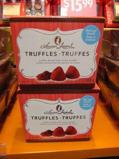 Laura Secord - Truffles $9.99