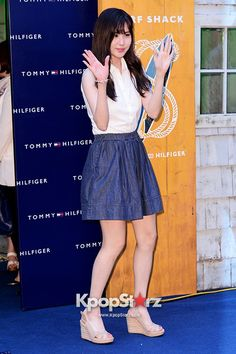 Girls\ Generation(SNSD) Seohyun Attends TOMMY HILFIGER \