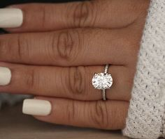 Engagement Solitaire, Dream Engagement Rings, Classic Engagement Rings, Solitaire Ring, Oval Shaped Engagement Rings, Popular Engagement Rings, Platinum Engagement Rings, Morganite Ring, Engagement Ring Styles