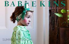 Love this magazine for kids fashion! Babiekins Magazine - Issue 9