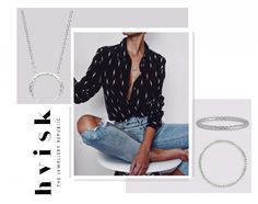 The key is simplicity  #fashion #fw #rack #jewellery #jewelry #hvisk #dk #denmark #cph #cphliving #girls #beauty #necklaces #necklace #fun #sale #outlet #checkitout