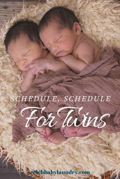 Schedule, Schedule,