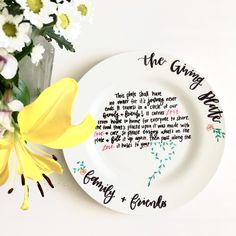 The Giving Plate, ho