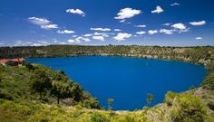 Mount Gambier's Blue Lake