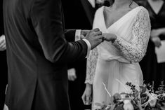 20 Shocking - Refined Wedding Photography Ideas : Impressive grayscale photo of man insert ring into woman during wedding ceremony Wedding Ceremony Ideas, Wedding Trends, Wedding Day, Wedding Music, Wedding Tips, Wedding Season, Affordable Wedding Photography, Wedding Photography Tips, Drone Photography