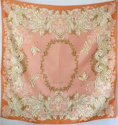 1422fa5d1ad Maison dior carré de soie foulard christain dior seidetuch sciarpa. Wearing  Scarves ...